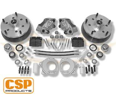 CSP Bus disk brake kits