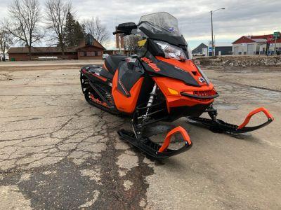 2016 Ski-Doo Renegade Backcountry 600 H.O. E-TEC ES Snowmobile -Trail Toronto, SD