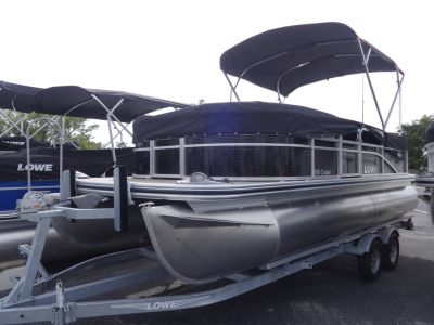 2018 Lowe Ultra 200 Cruise Pontoons Boats Holiday, FL