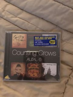 Counting Crows Cd new in package