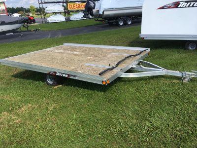2017 Triton Trailers XT11-101 SQ Trail/Touring Sport Utility Trailers Appleton, WI