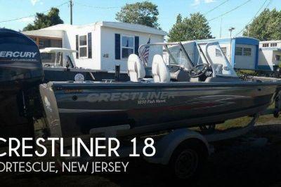 2013 Crestliner 18