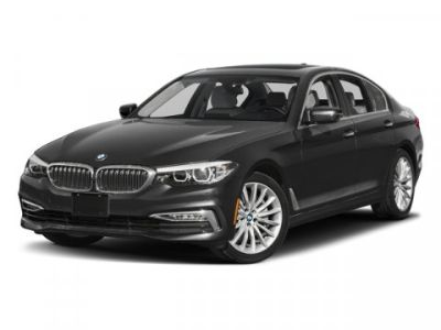 2018 BMW 5-Series 530i xDrive (Black)