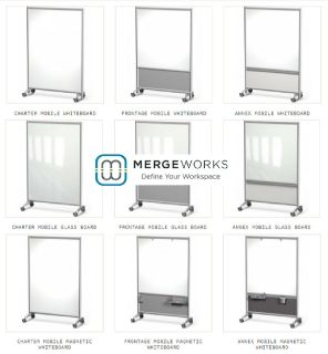 Shop Mobile Dry Erase Boards for Offices Online at Merge Works