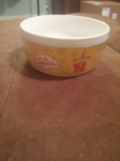 1980's cereal bowl.