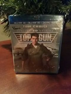 Top Gun 3D new limited edition