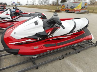 2018 Yamaha VX Cruiser 3 Person Watercraft Belvidere, IL