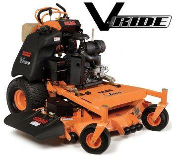 2018 SCAG Power Equipment V-Ride (SVR36A-19FX) Commercial Mowers Lawn Mowers Lancaster, SC