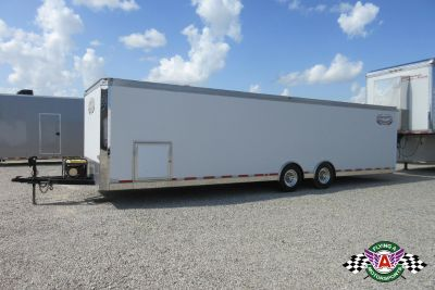 2013 Renegade 30' Race Trailer