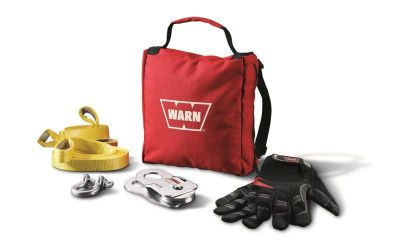 Buy Warn 88915 Light Duty Winching Accessory Kit Incl. Gloves Snatch Block motorcycle in Naples, Florida, US, for US $87.81