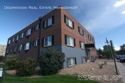 1 BR Apt - Free Parking Space, On Site Laundry, & Secure Entry