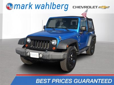 2010 Jeep Wrangler Sport (surf blue pearl)