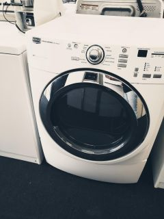 Maytag gas dryer 5000 series with steam