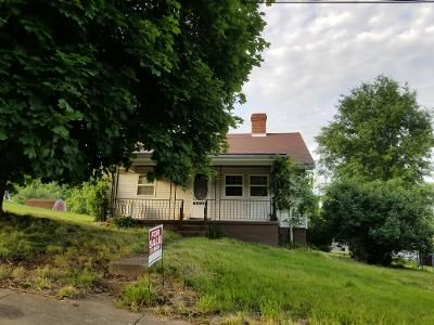 2 Bed 1 Bath Foreclosure Property in Ellsworth, PA 15331 - Hickory Street