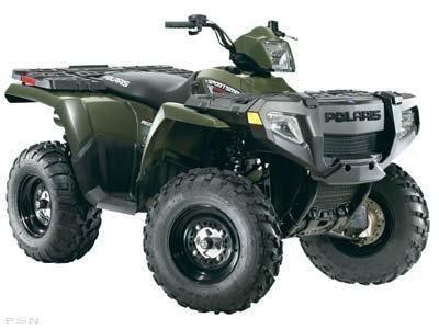 2010 Polaris Sportsman 500 H.O. Utility ATVs Olean, NY