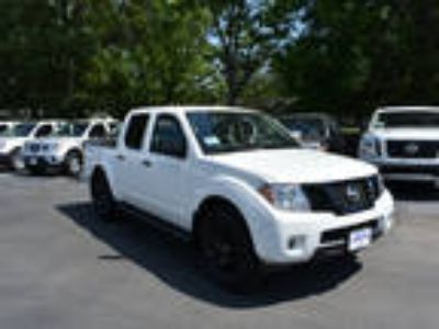 2018 Nissan frontier White