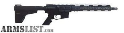 "For Sale: 13"" AR-9 Pistol with 10"" Free Float Handgaurd"