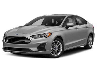 2019 Ford Fusion Hybrid SE (White Gold)