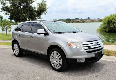 2008 Ford Edge Limited (Silver)