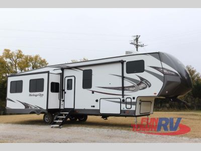 2018 Forest River Rv Wildwood Heritage Glen 337BAR