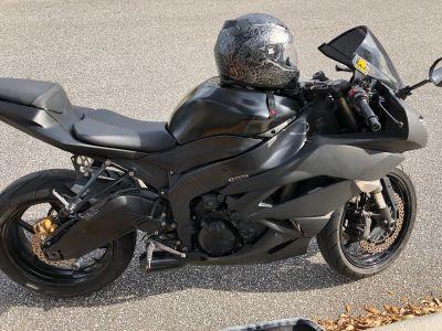 2009 Kawasaki NINJA 636