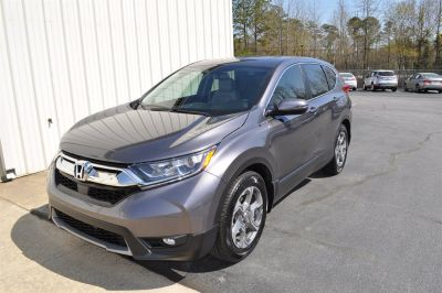 2017 Honda CR-V EX-L (Grey)