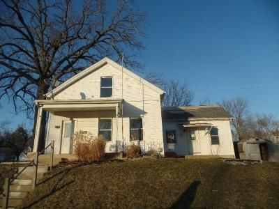 3 Bed 1 Bath Foreclosure Property in Keokuk, IA 52632 - Morgan St