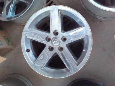 Buy 2009 2010 DODGE 1500 PICKUP Wheel 20x9 ALLOY CHROME CLAD 5 spoke (WP2) motorcycle in Eagle River, Wisconsin, United States, for US $225.00