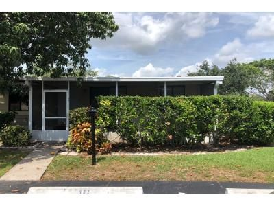 2 Bed 2.0 Bath Preforeclosure Property in Vero Beach, FL 32962 - 7th Pl