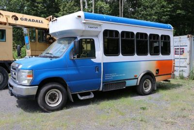 Orange County Surplus Bus Auction..