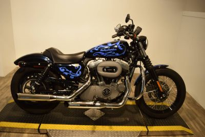 2012 Harley-Davidson XL1200N Sportster Cruiser Motorcycles Wauconda, IL