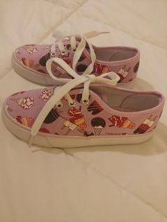 Ice cream shoes cute size 13