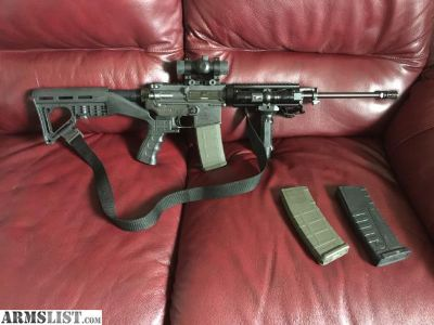 For Sale/Trade: Bushmaster Carbon AR with Bumpstock