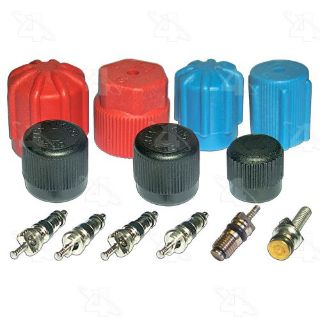 Find A/C System Valve Core and Cap Kit-AC System Seal Kit 4 Seasons 26777 motorcycle in Golden Valley, Arizona, United States, for US $11.17