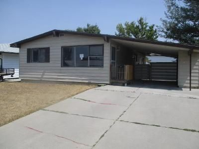 2 Bed 1 Bath Foreclosure Property in Rock Springs, WY 82901 - Lincoln Ave