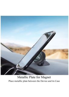 Magnetic Cell Phone Dash Mount Holder