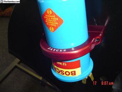 JayCee Universal Billet Coil Clamp