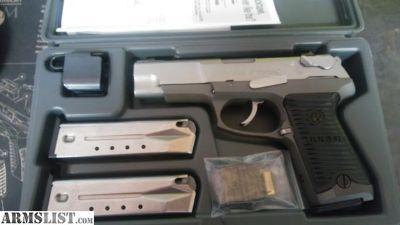 For Sale: Ruger 9mm