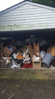 Debris/trash removal/garage/basement clean outs anf much more