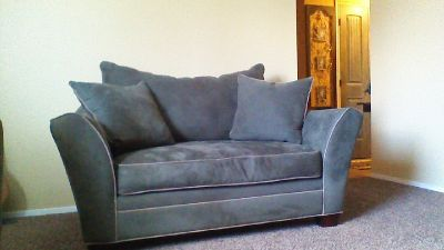 Loveseat/Chair and a half