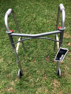 New Drive Aluminum Walker (Never Used) $25