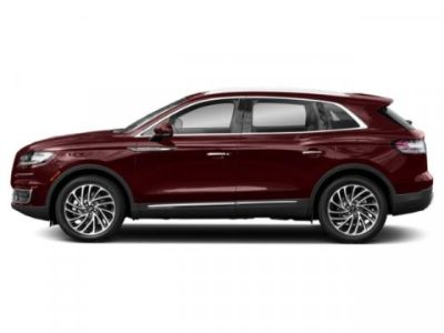 2019 Lincoln Nautilus Select (Burgundy Velvet Metallic Tinted Clearcoa)