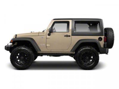 2011 Jeep Wrangler Rubicon (Sahara Tan Clear Coat)
