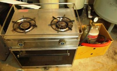 $165 Oven & Stove Alcohol