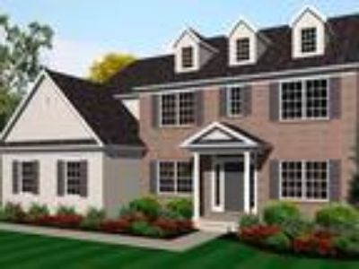The Lincoln Manor by Keystone Custom Homes: Plan to be Built