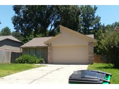 2 Bed 2.0 Bath Preforeclosure Property in Spring, TX 77373 - Hickorygate Dr
