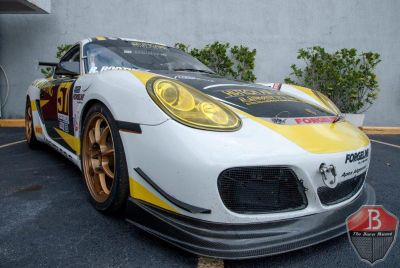 Porsche Cayman S 2012 Race car