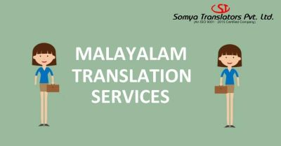 Malayalam Translation and Interpretation services in Delhi