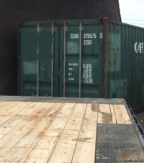 Containers: Delivery Included (TOTAL PRICE)
