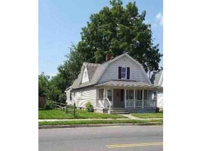 4 Bed 2 Bath Foreclosure Property in Springfield, OH 45503 - N Belmont Ave